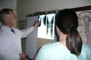 Rapport de Radiographies