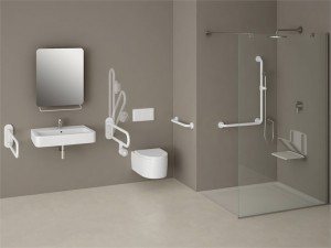 Barres d'appui-salle de bain